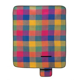 Modern Plaid Folding Picnic Mat 10015110