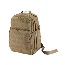 US Peacekeepers Sentinel Back Pack Tan 12.5in x 18in 8in