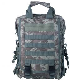 Extreme Pak Digital Camouflage Water-Resistant Tactical Backpack