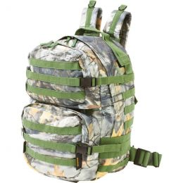 "19"" Camouflage Hunting Backpack with Weather-Resistant Material"